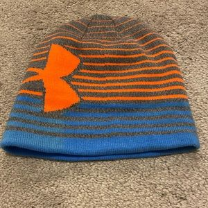 Youth Under Armour Beanie Hat